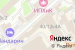 Схема проезда до компании Планета Головоломок в Москве