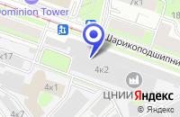 Схема проезда до компании ФАБРИКА ДЕТСКОЙ МЕБЕЛИ ГНОМИК в Москве