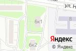 Схема проезда до компании Диагностические карты в Москве
