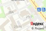Схема проезда до компании МОЭК-Проект в Москве