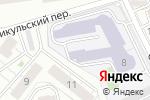 Схема проезда до компании Средняя общеобразовательная школа №364 с дошкольным отделением в Москве
