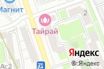 Схема проезда до компании Интернет Дома в Москве