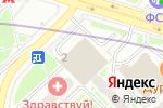 Схема проезда до компании Из рук в руки в Москве