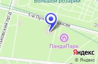 Схема проезда до компании ТФ MAZEPPER в Москве