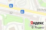Схема проезда до компании Эгоистка в Москве