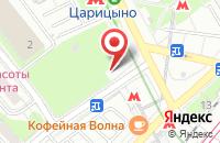 Схема проезда до компании Константа - Казань в Москве