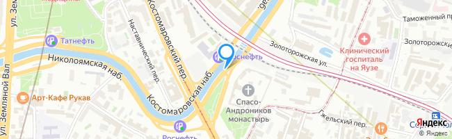 Андроньевская набережная