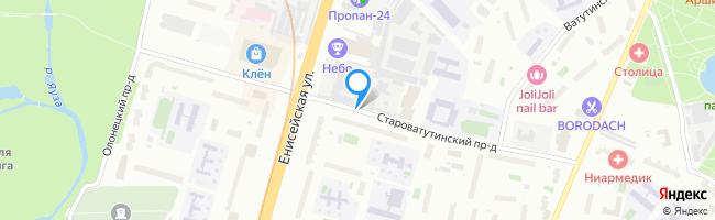 Староватутинский проезд