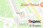 Схема проезда до компании НАЛОГОВЫЙ КОНСУЛЬТАНТ в Москве