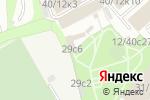 Схема проезда до компании Вечерний Археология в Москве