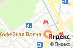 Схема проезда до компании Азаров и партнёры в Москве