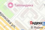 Схема проезда до компании Большое приключение в Москве