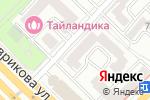 Схема проезда до компании Альфа Про Бизнес в Москве