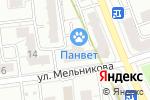 Схема проезда до компании Сомик в Москве
