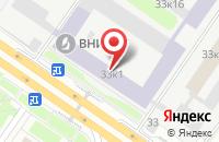 Схема проезда до компании Юнипрайд в Москве