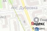 Схема проезда до компании Permanent make up №1 в Москве
