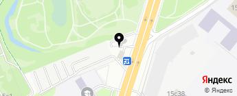 Autobox4u.ru на карте Москвы
