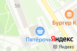 Схема проезда до компании Гарант-Престиж в Москве
