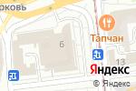 Схема проезда до компании ТАРП в Москве