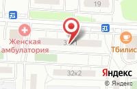 Схема проезда до компании Т-Ревю в Москве