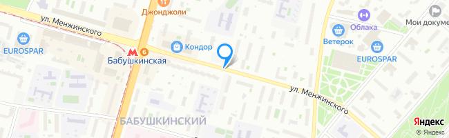улица Менжинского