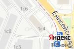 Схема проезда до компании Феникс СБ в Москве