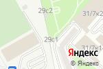 Схема проезда до компании ВЕСЬ УЧЕТ в Москве