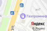 Схема проезда до компании Альфа-Колесо в Москве
