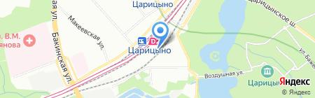 Слав-Аудио на карте Москвы