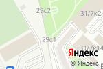 Схема проезда до компании Kingsobol в Москве