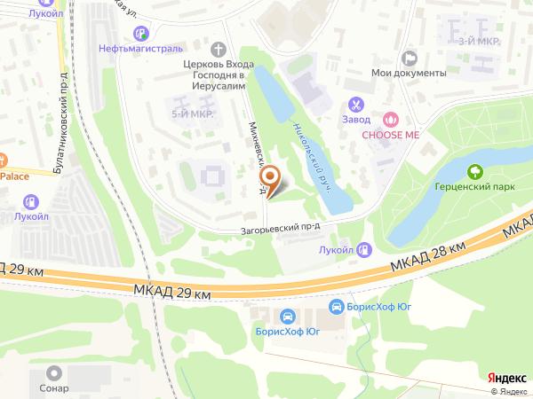 Остановка Почта в Москве