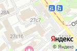 Схема проезда до компании МосКапитал в Москве