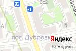 Схема проезда до компании CaratWatch в Москве
