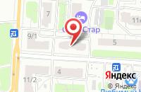 Схема проезда до компании Ссб в Москве