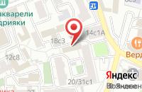 Схема проезда до компании Концепция Связи Xxi Век в Москве