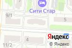 Схема проезда до компании Мостеплосервис в Москве