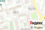 Схема проезда до компании Экология производства в Москве