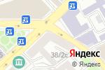 Схема проезда до компании Зест-Экспресс в Москве