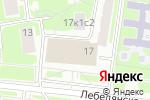 Схема проезда до компании Умные дети в Москве