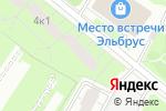 Схема проезда до компании Полис-Б в Москве