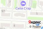 Схема проезда до компании АртекСтом в Москве
