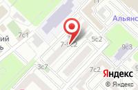 Схема проезда до компании Издательство «Интер-Пресса» в Москве