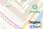 Схема проезда до компании Космо-станция SОЛЯРИС в Москве