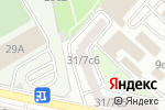Схема проезда до компании Куранты в Москве