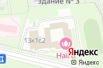 Схема проезда до компании Лимарта в Москве