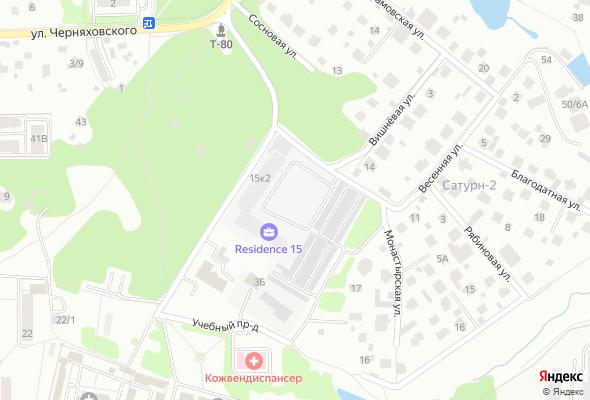 жилой комплекс Rastorguevo Village (Расторгуево Вилладж)