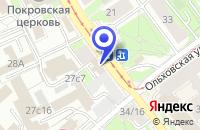 Схема проезда до компании КОНСАЛТИНГОВАЯ КОМПАНИЯ РУССИЯ в Москве