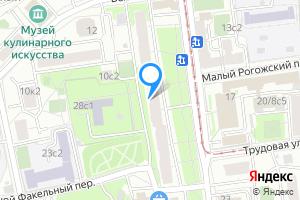 Комната в трехкомнатной квартире в Москве Большая Андроньевская ул., 20