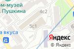 Схема проезда до компании ОТК ЮниТранс в Москве