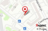 Схема проезда до компании Магкоро в Москве